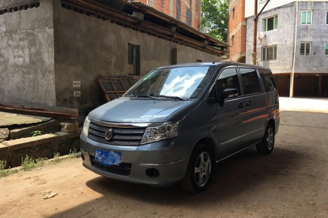 二手车东风帅客 2013款 改款 1.5L 手动豪华型7座 国V