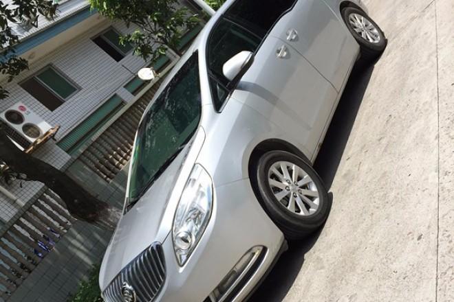 二手车别克GL8 2011款 2.4L LT豪华商务行政版
