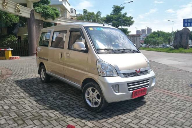 二手车五菱汽车五菱荣光 2012款 1.2L加长标准型LJY