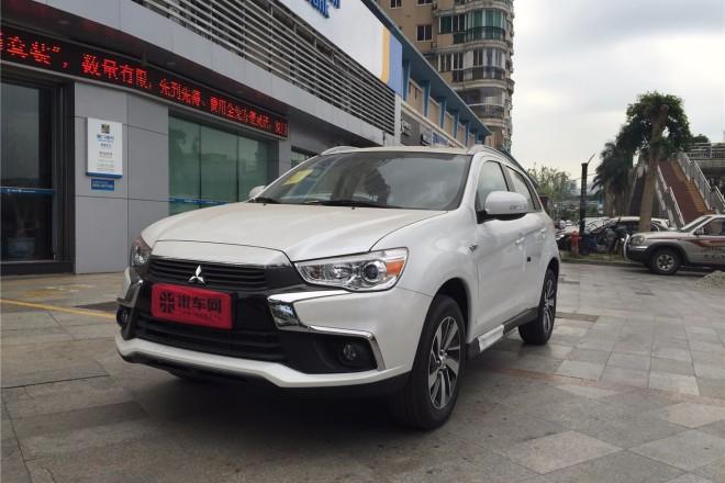 二手车三菱劲炫ASX 2015款 2.0L 自动两驱精英版