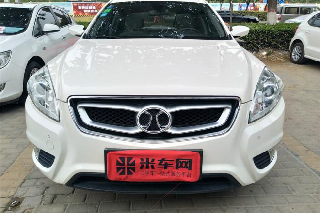 二手车北汽绅宝绅宝D50 2015款 1.5L 手动舒适超值导航版