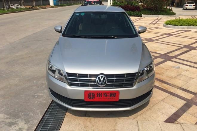 二手车大众朗逸 2013款 1.6L 自动舒适版