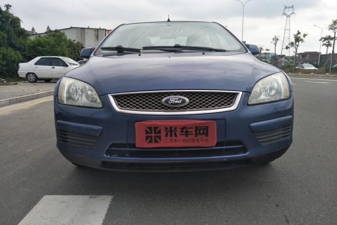 二手车福特福克斯 2005款 三厢 1.8L 手动经典型