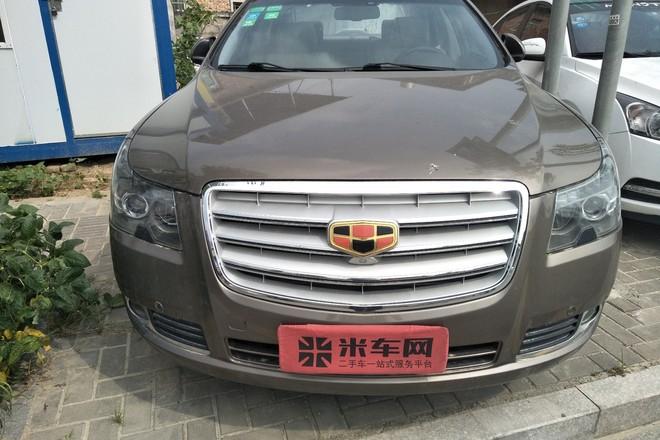 二手车吉利汽车帝豪 2014款 三厢 1.5L CVT精英型