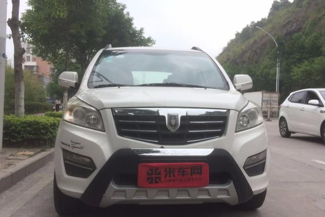二手车金杯智尚S30 2013款 1.5L 手动精英型