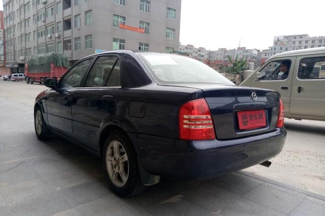 二手车海马海福星 2008款 1.6L 手动幸福版GX