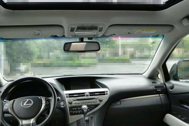 二手车雷克萨斯RX 2013款 270 豪华版