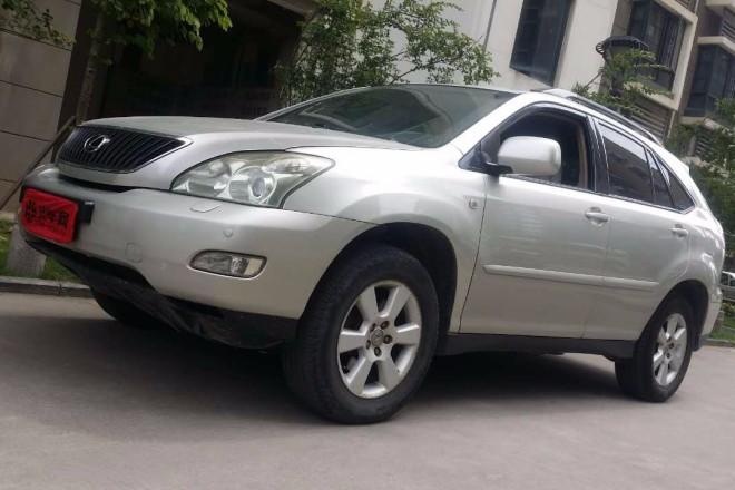 二手车雷克萨斯RX 2004款 300