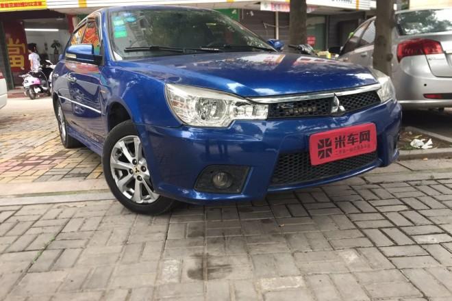 二手车东南V3菱悦 2012款 改款 1.5L 手动舒适版