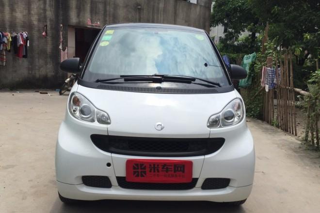 二手车smart fortwo 2013款 1.0 MHD 敞篷城市游侠特别版