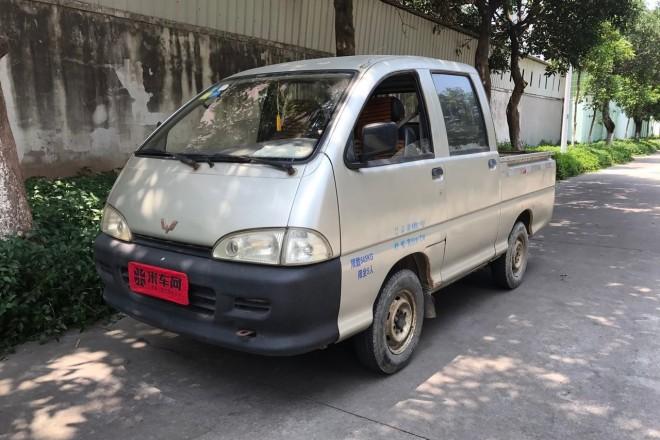 二手车五菱汽车PN货车 2010款 1.0L-1020PSLNNF双排