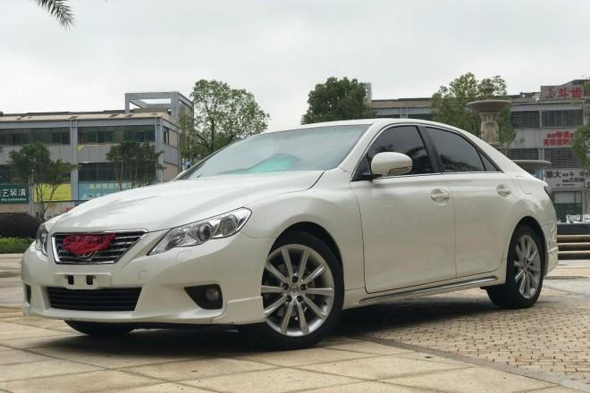 二手车丰田锐志 2012款 2.5V 风度菁英炫装版