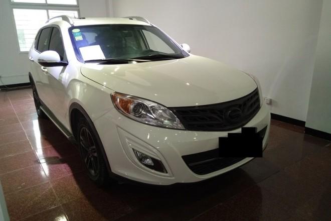 二手车广汽传祺传祺GS5 2013款 1.8T 自动两驱豪华版