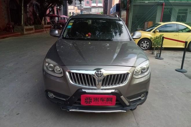 二手车中华V5 2012款 1.5T 自动两驱豪华型