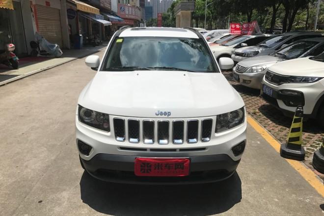二手车Jeep指南者 2014款 改款 2.4L 四驱舒适版