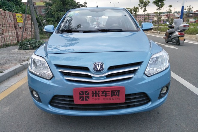 二手车长安悦翔 2012款 三厢 1.5L 手动运动型