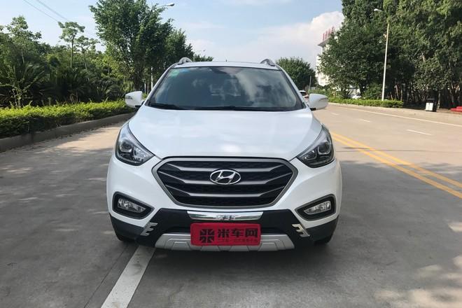 二手车北京现代ix35 2013款 2.0L 自动两驱领先型GLX 国V