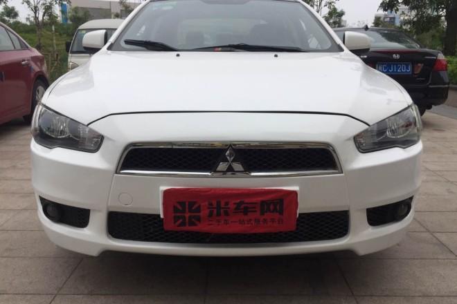 二手车三菱翼神 2010款 时尚版 1.8L CVT舒适型