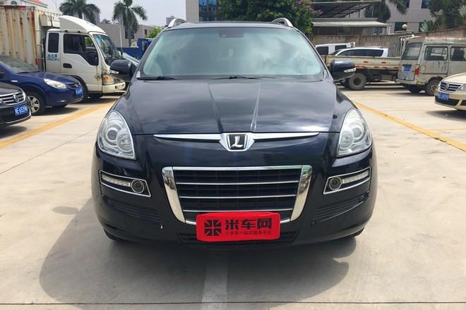 二手车纳智捷大7 SUV 2012款 锋芒限量版 2.2T 两驱智慧型