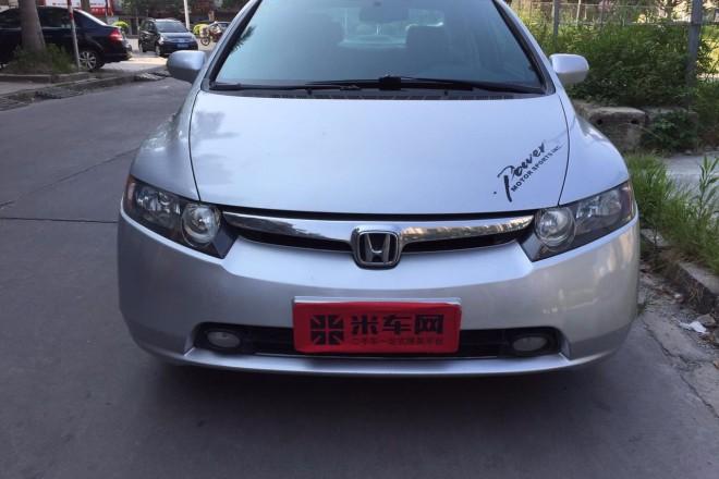 二手车本田思域 2009款 1.8L 自动舒适版