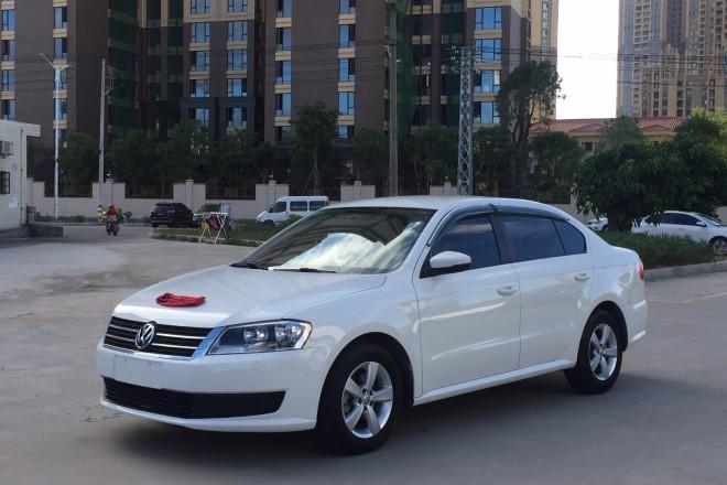 二手车大众朗逸 2013款 改款 1.6L 自动风尚版