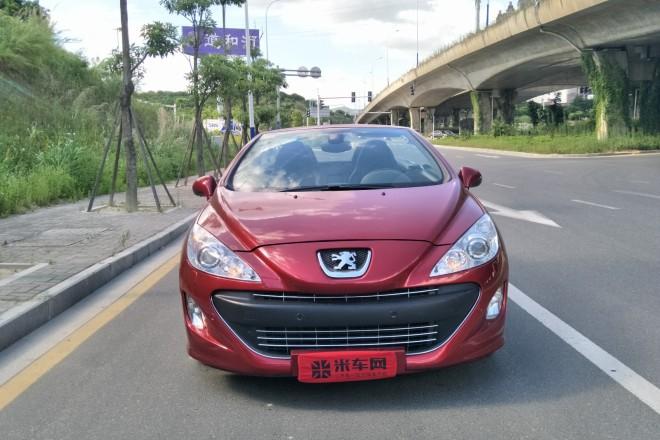 二手车标致308(进口) 2009款 1.6T CC 自动时尚型