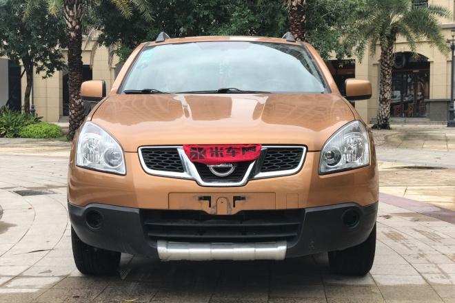 二手车日产逍客 2011款 1.6XE 风 5MT 2WD