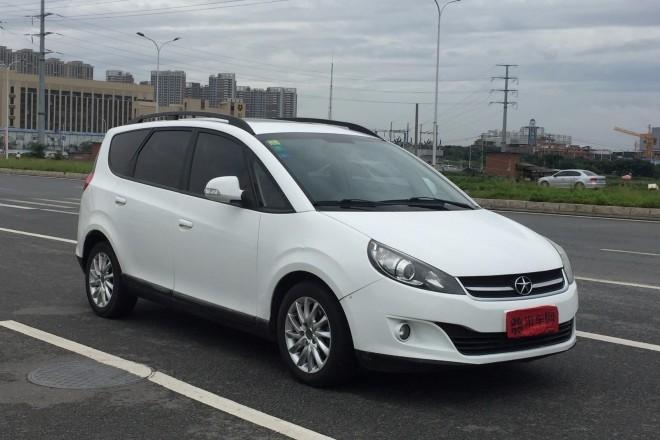 二手车江淮和悦 2012款 1.8L 手动商务豪华型