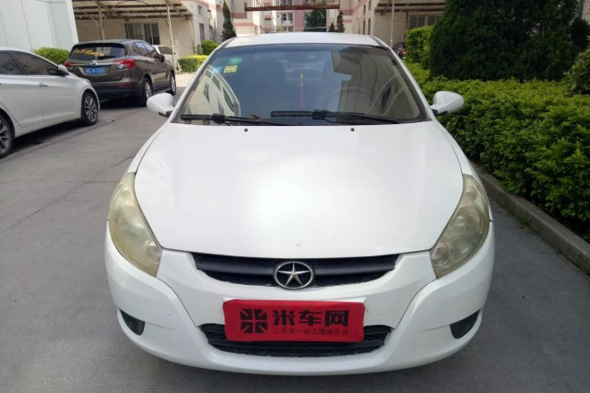 二手车江淮同悦 2009款 1.3L AMT豪华型