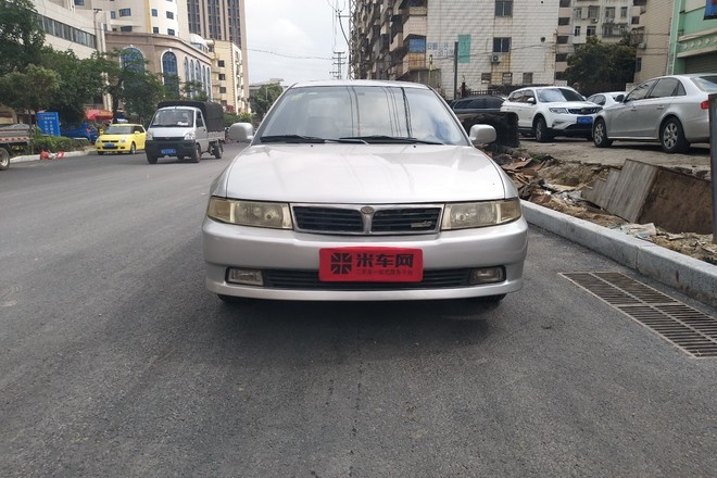 二手车东南菱帅 2005款 1.6L 自动尊贵版EXi