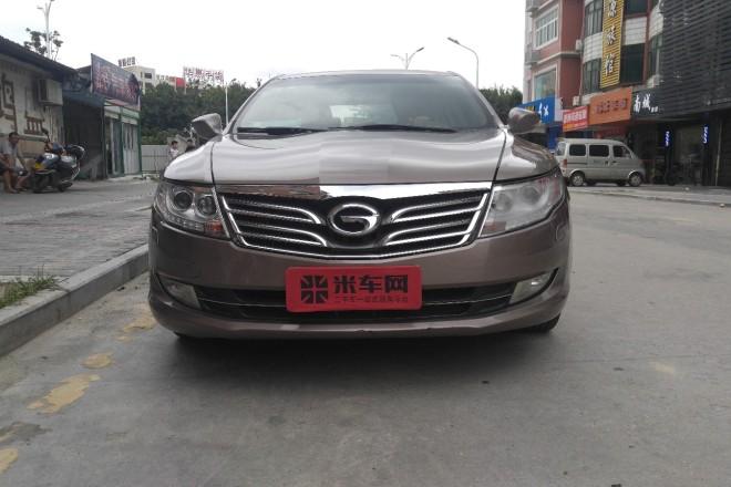 二手车广汽传祺传祺GA5 2013款 2.0L 自动豪华版