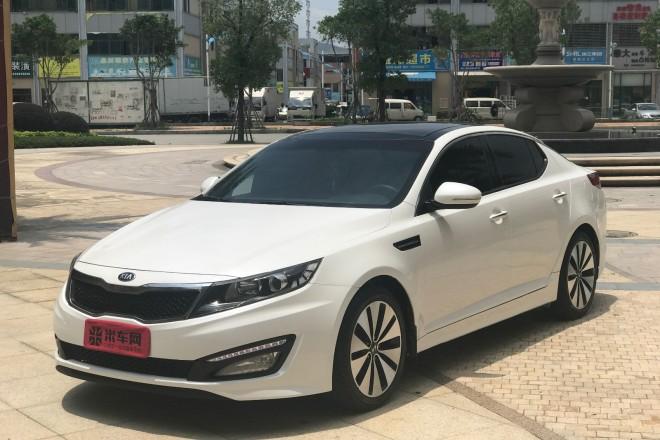 二手车起亚K5 2012款 2.0L 自动GL