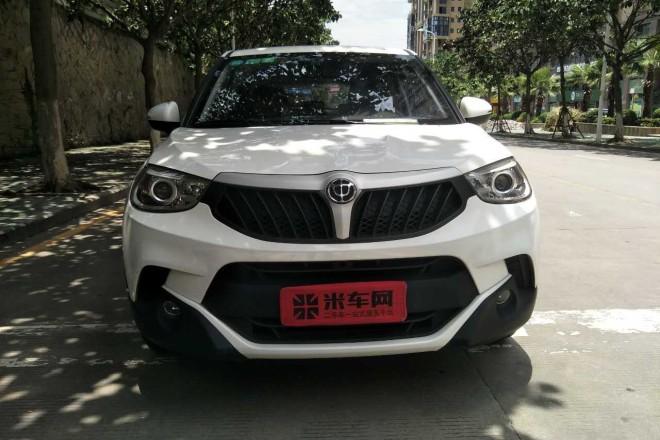 二手车中华V3 2015款 1.5L 自动舒适型
