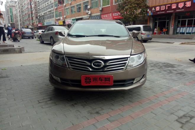 二手车广汽传祺传祺GA5 2011款 2.0L 自动尊贵版