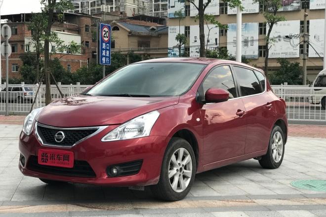 二手车日产骐达 2011款 1.6L 手动舒适型