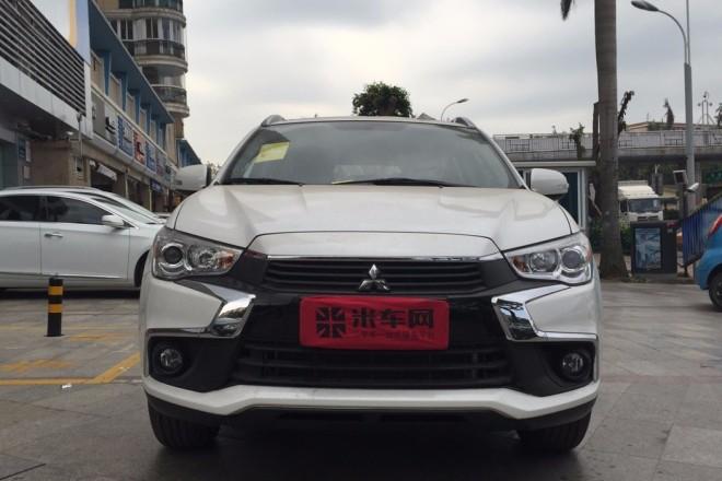 二手车三菱劲炫ASX 2015款 2.0L 丝绸之路纪念版
