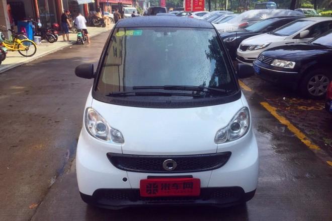 二手车smart fortwo 2012款 1.0 MHD 硬顶标准版