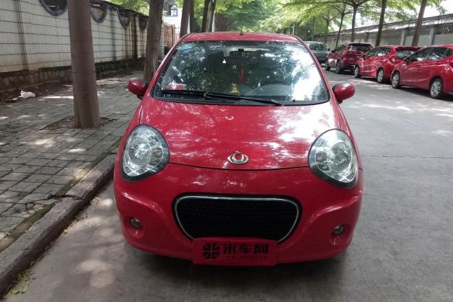 二手车吉利汽车熊猫 2011款 1.3L 手动尊贵型