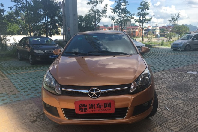 二手车江淮和悦A13 2014款 1.3L 手动舒适型