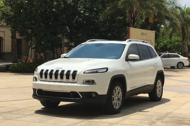 二手车Jeep自由光 2014款 2.4L 豪华版