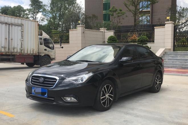 二手车奔腾B50 2013款 1.6L AT豪华型