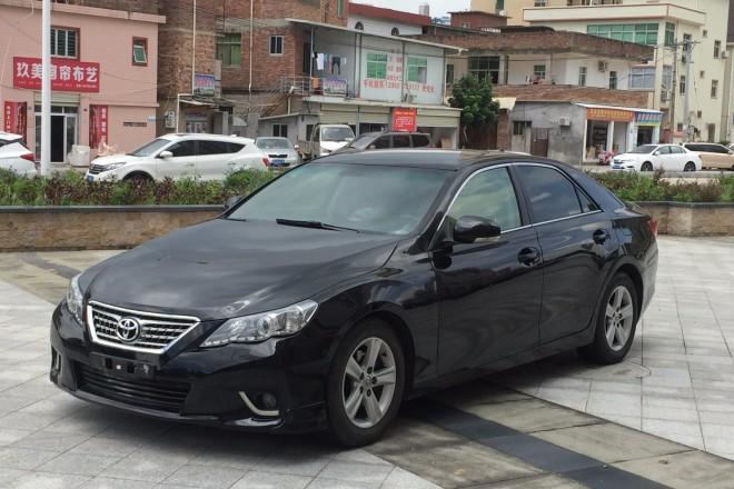 二手车丰田锐志 2010款 2.5V 风尚菁英版