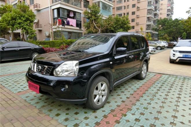 二手车日产奇骏 2010款 2.5L CVT豪华版 4WD