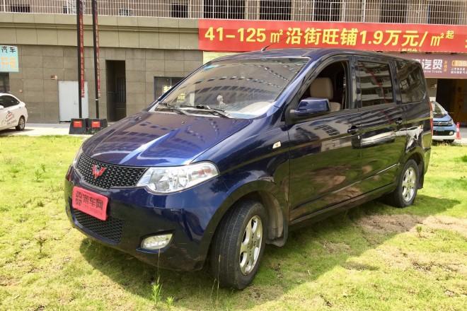 二手车五菱汽车五菱宏光 2010款 1.2L 舒适型