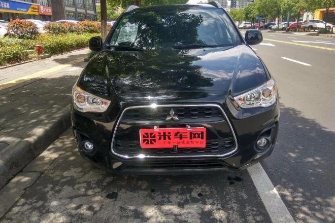 二手车三菱劲炫ASX 2013款 2.0L 手动两驱舒适版