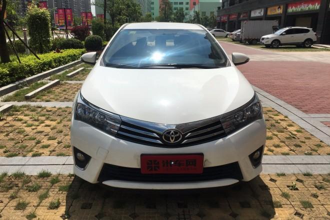 二手车丰田卡罗拉 2014款 1.6L CVT GL