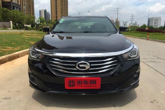 二手车广汽传祺传祺GA6 2015款 1.8T 自动精英型