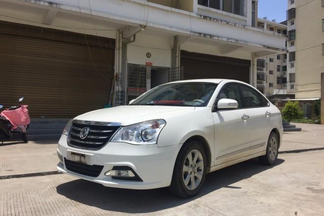 二手车东风风神A60 2012款 1.6L 手动豪华型