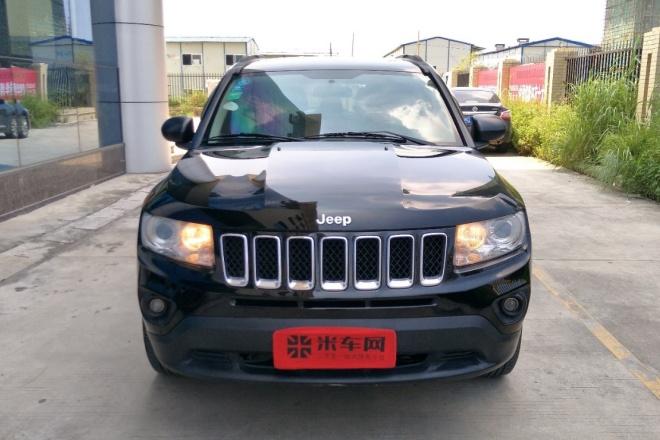 二手车Jeep指南者 2012款 2.4L 四驱豪华版