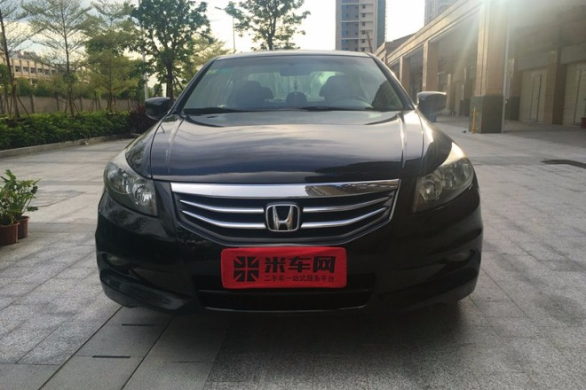 二手车本田雅阁 2011款 2.4L LX